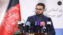 حمدالله محب مشاور امنیت ملی رئیس جمهوری افغانستان