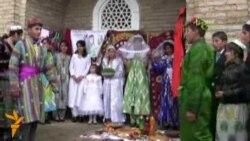 Суннати оштӣ дар Наврӯз