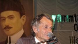 Mustafa Dzhemilev, the leader of Ukraine's unofficial Crimean Tatar assembly