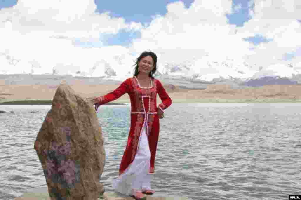 Хан-Манас в Китае #22