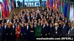 Бонн конференциясынын катышуучулары.