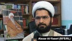 الشيخ علي، نجل المرجع الديني بشير النجفي