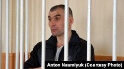 Сергій Литвинов за ґратами в Росії