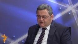 Спікер грузинського парламенту Давіт Усупашвілі