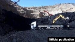Угольное месторождение Кара-Кече. Иллюстративное фото.