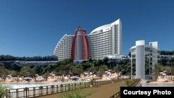 """""""Jumeirah Bilgah Beach Hotel"""""""
