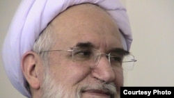 Iranian opposition leader Mehdi Karrubi (file photo)