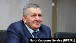Отец бойца UFC Хабиба Нурмагомедова Абдулманап Нурмагомедов.