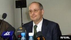 Miklos Haraszti in Baku