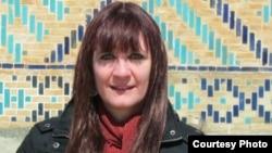 Британ журналисі Джоанна Лиллис.