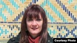 Журналист Джоанна Лиллис.