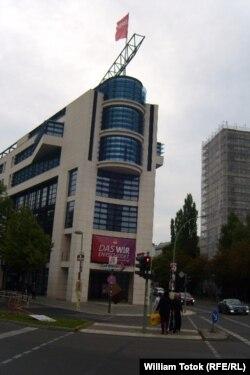 Sediul SPD din Berlin