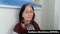 Адвокат Зинаида Мухортова