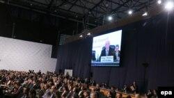 Заседание ОБСЕ в Киеве