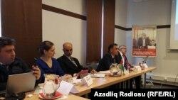 По словам председателя конференции Арифа Маммадова, организаторы хотели показать свое видение развития Азербайджана в ближайшие 10 лет