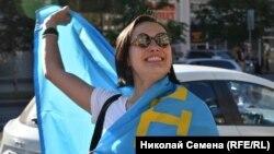 Киевта кырымтатар байрагы көне, 26 июнь 2020