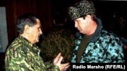 Нохчийчоь -- Оьрсийн эпсарца машаран къамел деш ву инарла Баталов Апти, 31Деч1996