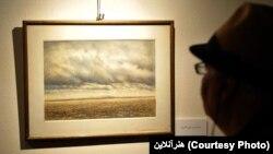 اثری از عباس کیارستمی در نمایشگاه «مداد عباس»