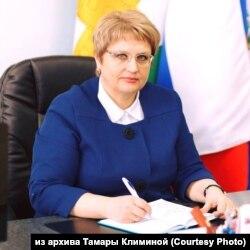 Мэр Усть-Кутского района Тамара Климина