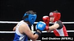 Бокс боюнча өлкө чемпионаты