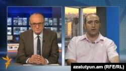 ԹԻ փորձագետ Արտակ Մանուկյանը պատասխանում է «Ազատության» հարցերին, 10-ը հուլիսի, 2016 թ․