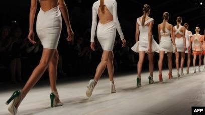 Модели подиума фото lamur ru