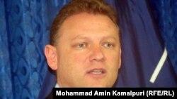 دومینیک میدلی سخنگوی ملکی سابق ناتو در افغانستان