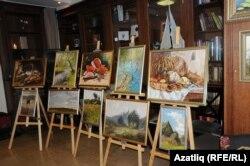 Ринат Анимаев картиналары