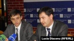 Leonid Litra (IDIS Viitorul), Vasile Foltea (Centrul pentru protecția datelor personale)