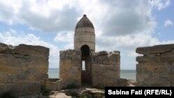 Kerci, Crimeea 2016: cetatea Yeni-Kale