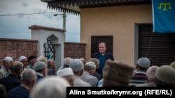 Коллективная молитва (дуа) в доме Ильми Умерова