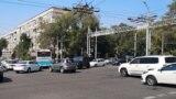 Kazakhstan - Almaty street