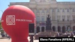 Varșovia la celebrările Zilei Libertății