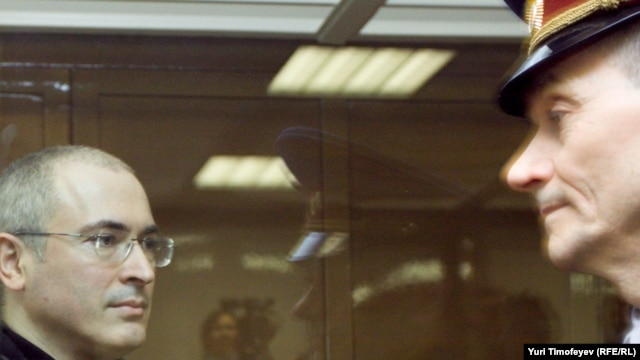 Mikhail Khodorkovsky's fate has long been a bellwether for Russia's direction.