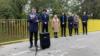Вшанування пам'яті Василя Макуха, Прага, Чехія, 5 листопада 2019 року