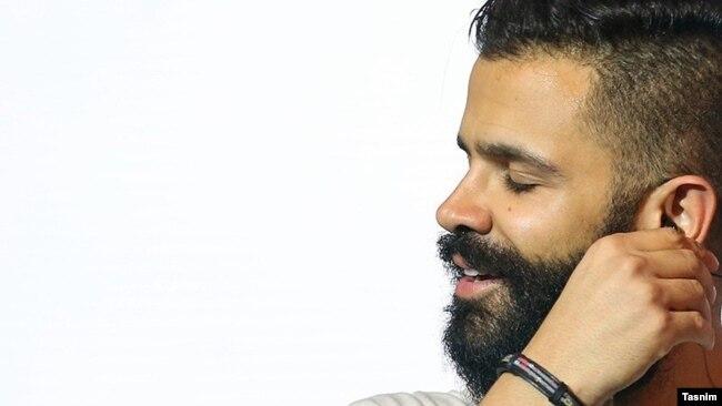سیروان خسروی، خواننده پاپ ایرانی