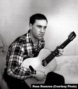 Владимир Высоцкий. Томск. 1964 г. Фото: В.Шеметов
