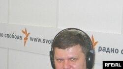 Сергей Митрохин в студии Радио Свобода
