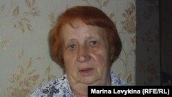 Раиса Марковская, Семей, 16 июня 2012 года.