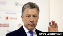 Специальный представитель Госдепартамента США по вопросам Украины Курт Волкер.