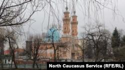 Столица Северной Осетии Владикавказ, иллюстративное фото
