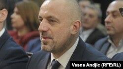 Milan Radoičić u Predsedništvu Srbije