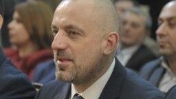 Milan Radoičić u Predsedništvu Srbije, februar 2019.
