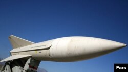 Iran says its missiles are not a threat