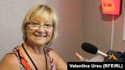 """Ecaterina Mardarovici, directoarea executivă a Clubului politic al Femeilor """"50x50"""""""