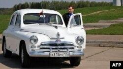 Dmitriy Medvedevin «Pobeda»sı