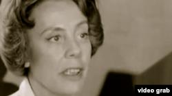 Monique de La Bruchollerie în 1965