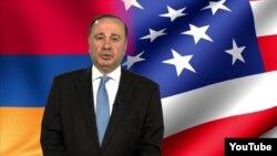U.S. - Armenian-American philanthropist Mike Sarian, 5 May 2017.