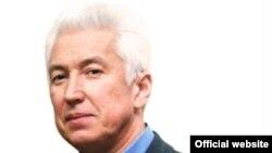 Врио главы Дагестана Владимир Васильев, фото с официального сайта главы республики