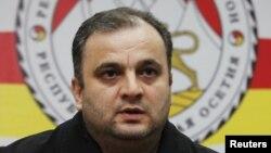 Председатель Верховного суда де-факто РЮО Ацамаз Биченов